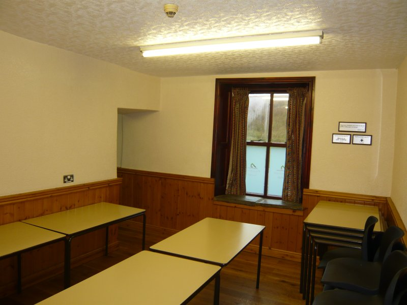 Ground Floor - Dining Area